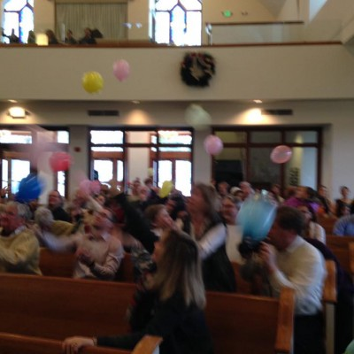 Prayers in a balloon 12-27-15